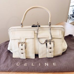 Vintage Celine doctor bag